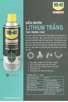 WD-40 Dầu nhờn Lithium Trắng