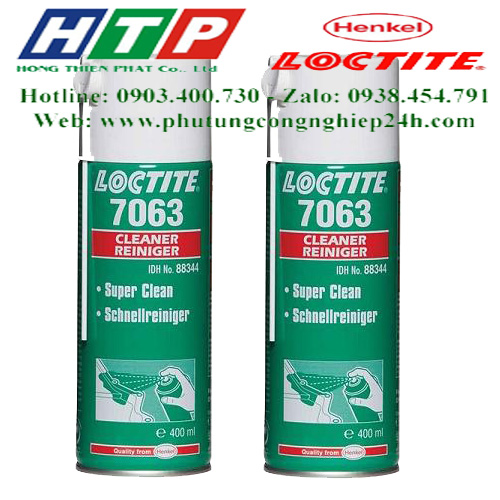 TDS và MSDS Keo Loctite 7063