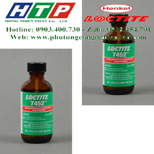 TDS và MSDS Keo Loctite 7452